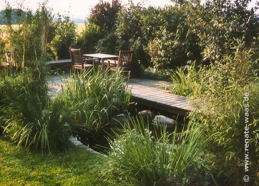 Gartendesign, Gartengestaltung, Gartenplanung München