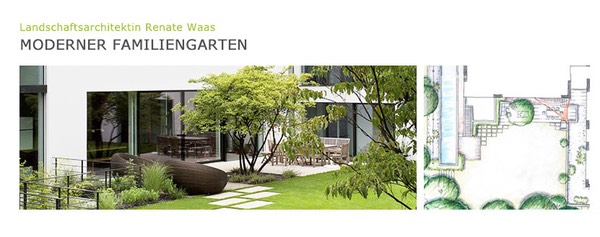 gartenplanung modern landschaftsarchitektin renate waas, Garten ideen