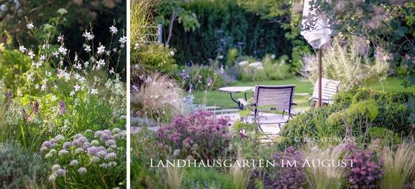 Laendlicher Garten Landhausgarten