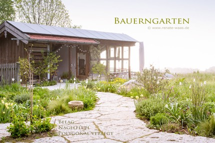 Bauerngarten renate waas gartenplanung muenchen for Gartengestaltung bauerngarten bilder