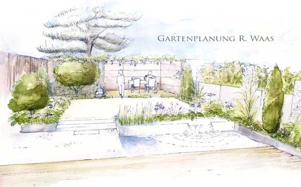 Büro für Gartenplanung Dipl.Ing.FH Renate Waas München